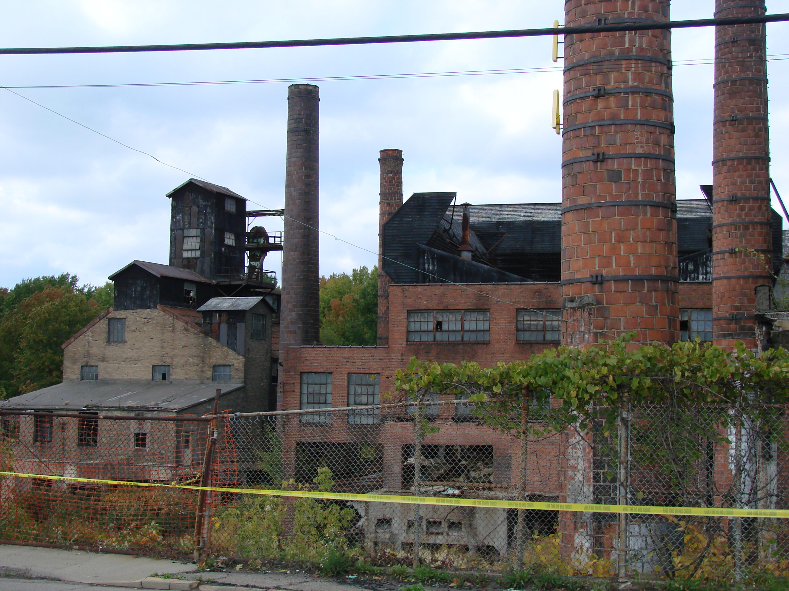 Fostoria Glass Factory
